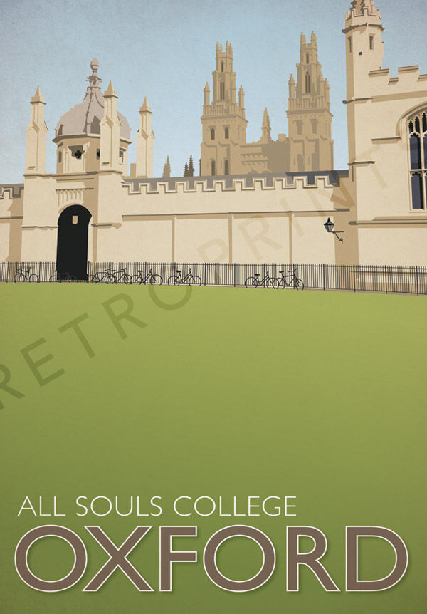 Oxford All Souls