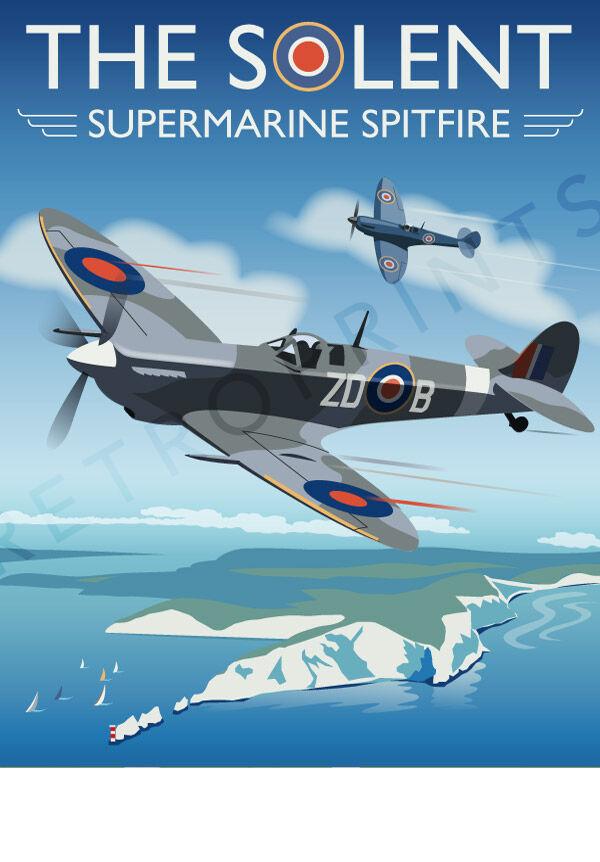Solent Spitfires