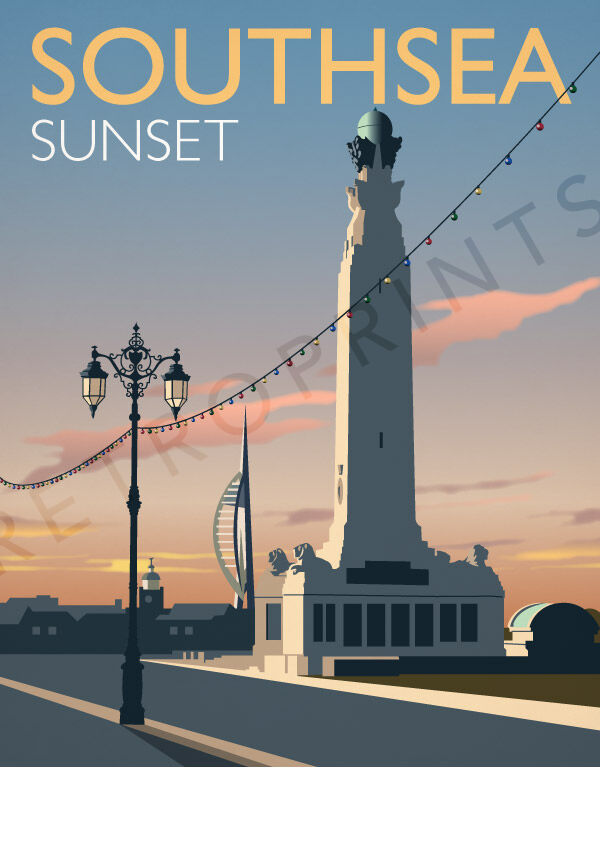 Southsea Sunset
