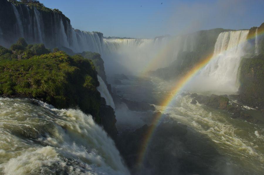 Garganta del Diablo, Iguazu, Brazil