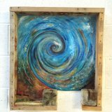 Orkney Low Mixed media