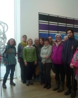 Contemporary art and archaeology course