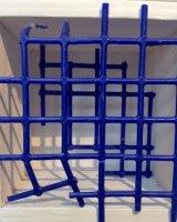 Blue grid, Wordsley High Street