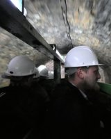 A trip through the tunnels, still exploring the heritage of the Black Country