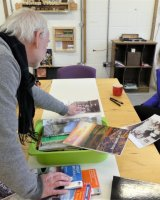 Sharing stories and personal history