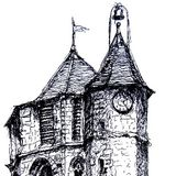 Daumazan church I