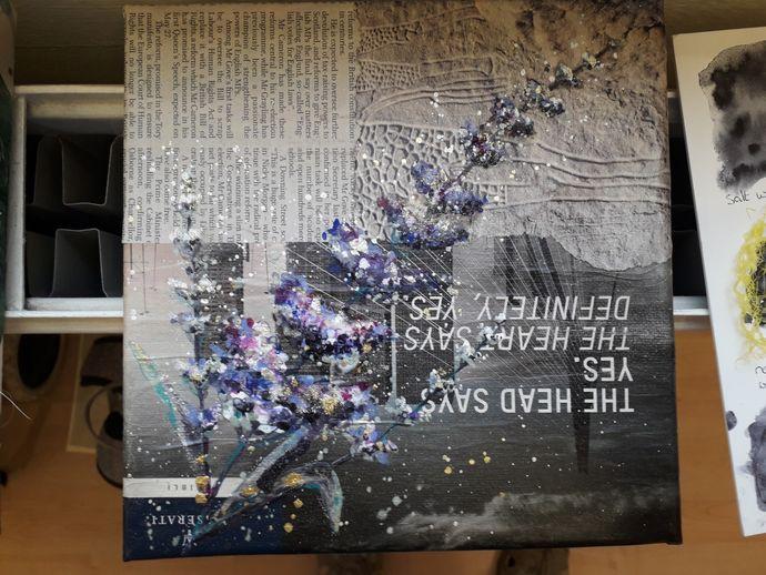 Warercolour Flower Painting