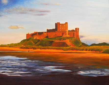 Janet's Northumberland Castle