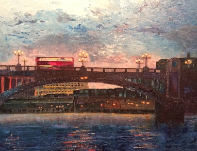 London Bridge (Acrylic)