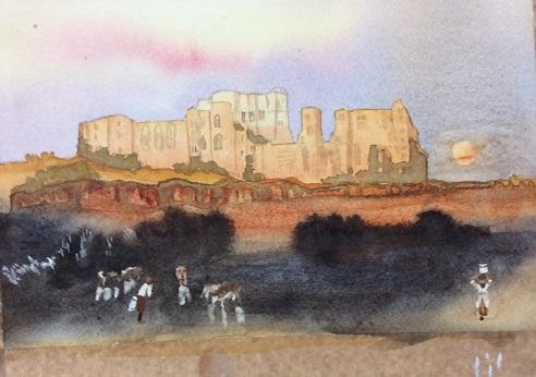 Kenilworth Castle Turner Copy