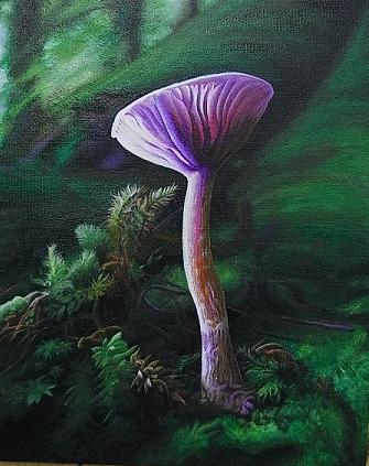 Tony's Mushroom