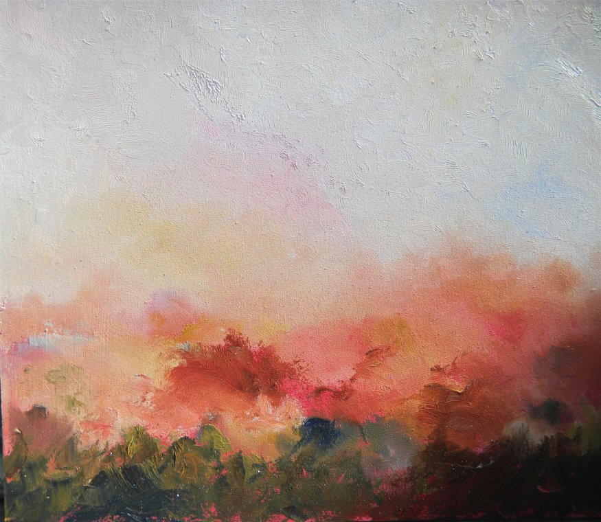 Autumn warmth by Susie Olford