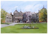 Bramall Hall by John Turner