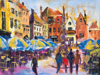 Bruges by Joy Withers