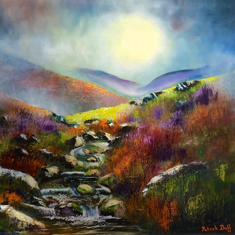 Dartmoor by Pat Duff