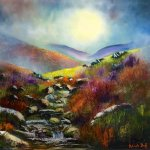 Dartmoor by Pat Duff