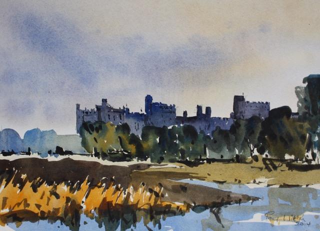 """""""Arundel Castle"""" by Paul Witton"""
