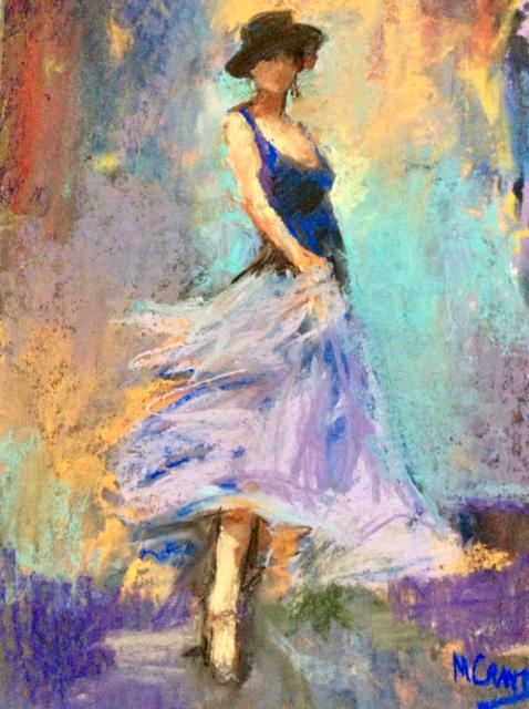 The dancer by Margarer Cairns