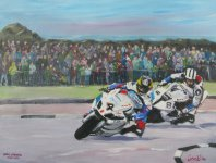 North-West 200 by John McBrien