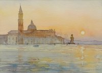 San Giorgio by Judith Armstrong