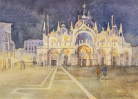 San Marco, Venice by Judith Armstrong
