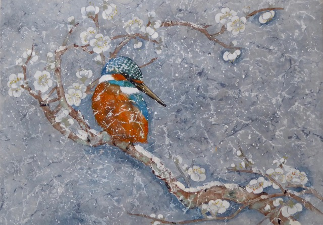 Winter's return by Desi Hart