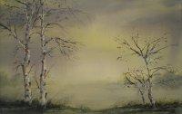 Morning stillness by Brien Howard