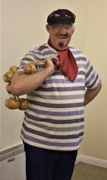 L'homme des oignons