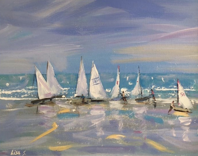 Sails by Lisa Shearing