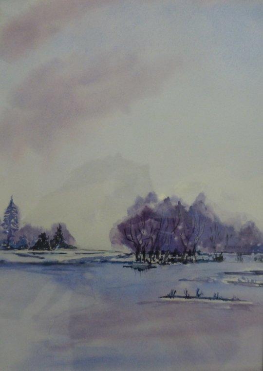 Frozen by Laurie Hearn