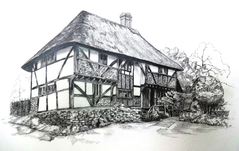 Yeoman's House by John Turner