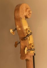 Double Bass Drinks Cabinet, Detail 2