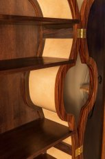 Double Bass Drinks Cabinet, Detail 4