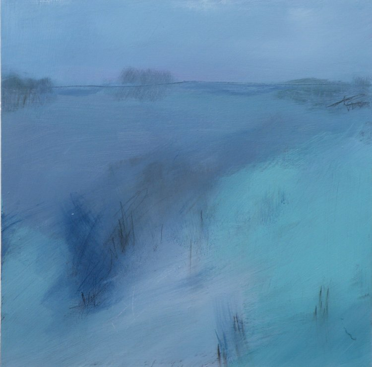 'dusk on Westmoor'