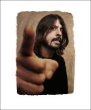 DAVE GROHL (FOO FIGHTERS) FINGER