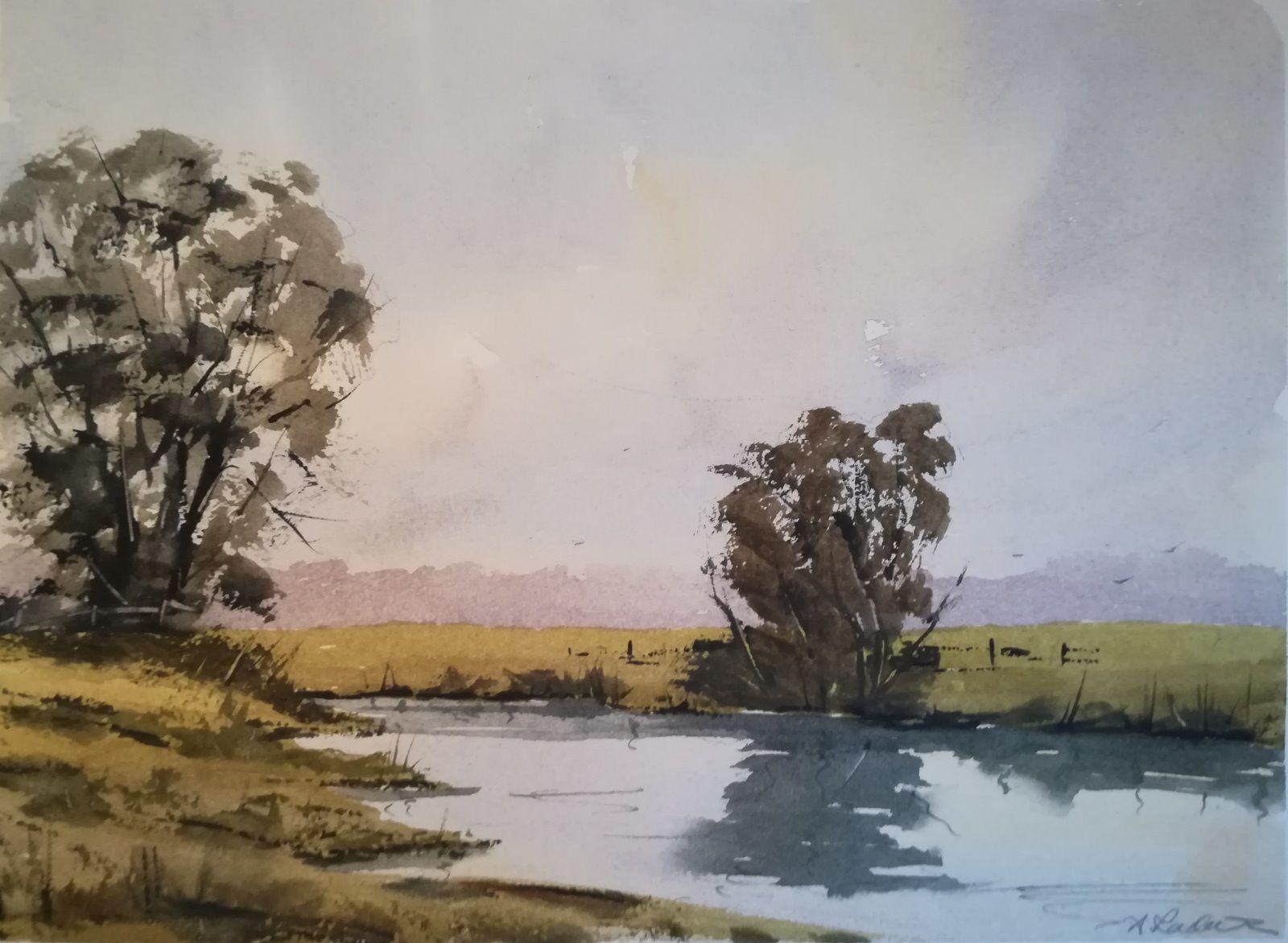 Calm River - £160.00