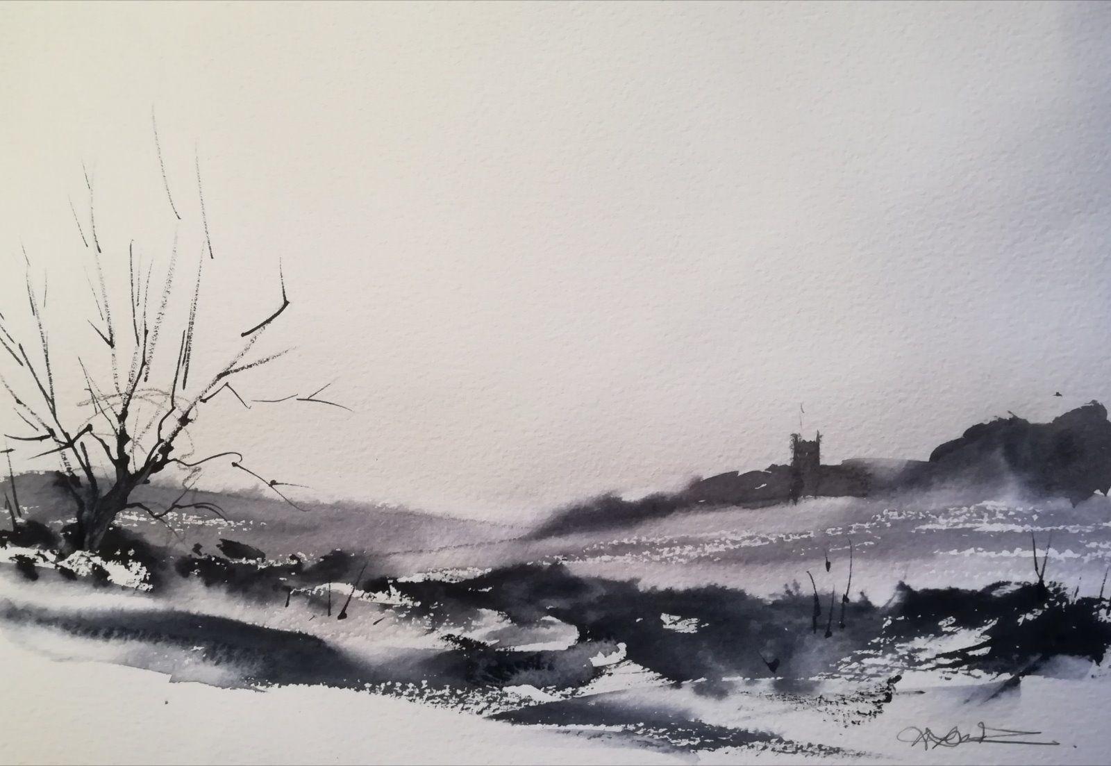 Misty Views - £100.00
