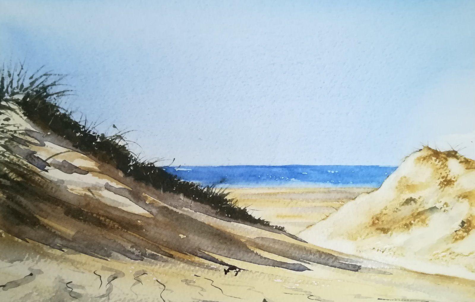 Sand Dunes - £125.00