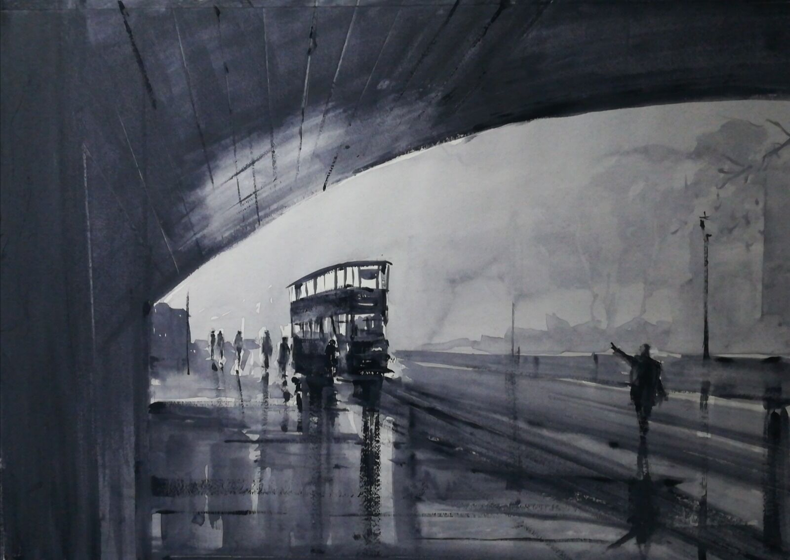 Under the Bridge £175