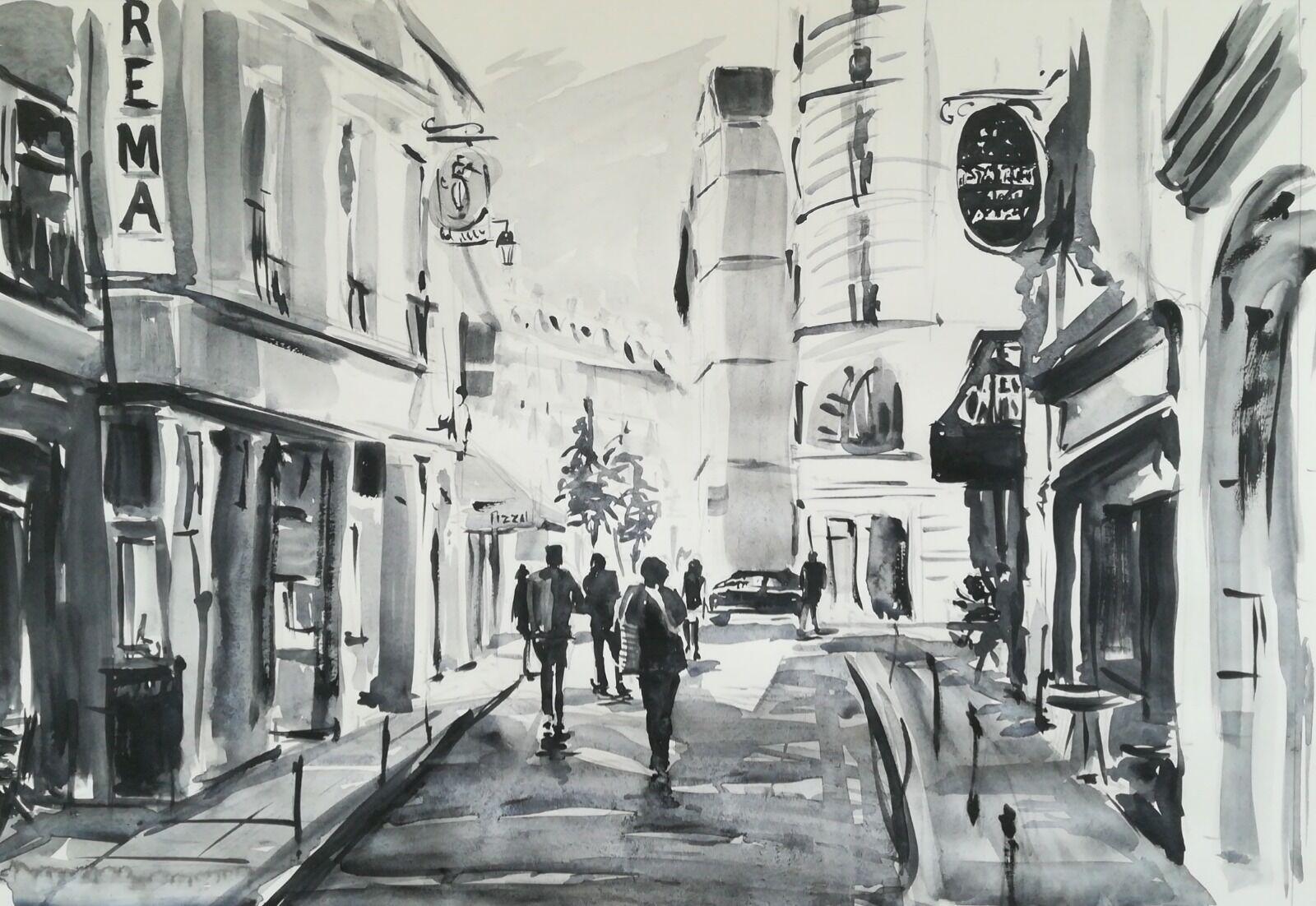 Paris Street £160.00