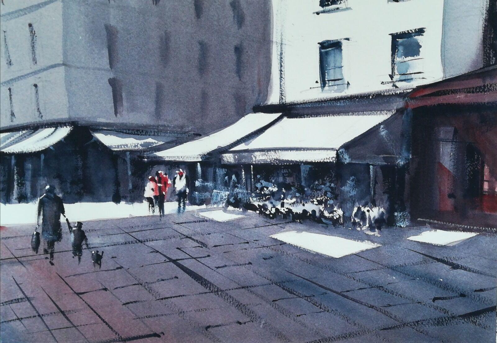 Rue Clare Florist, Paris £250.00