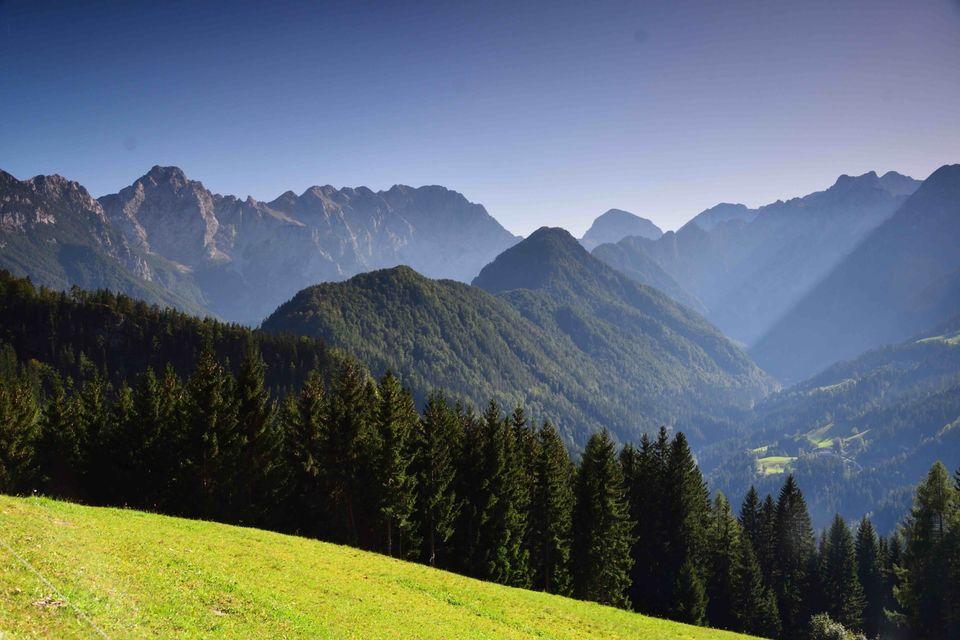 Lagarska valley