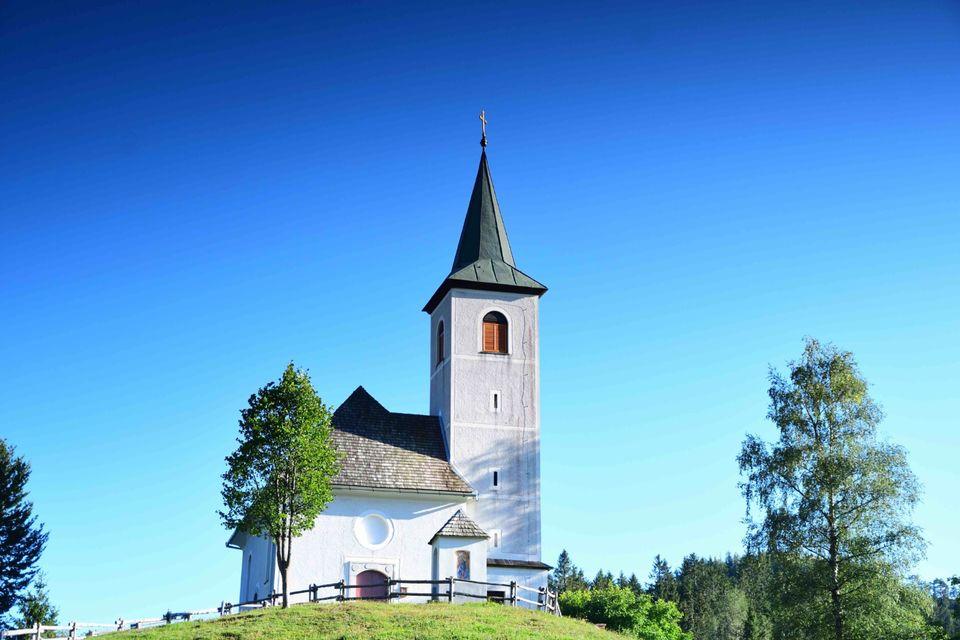 Church at Lagarska valley