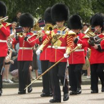 Changing of the guard,Buckingham Palace,London