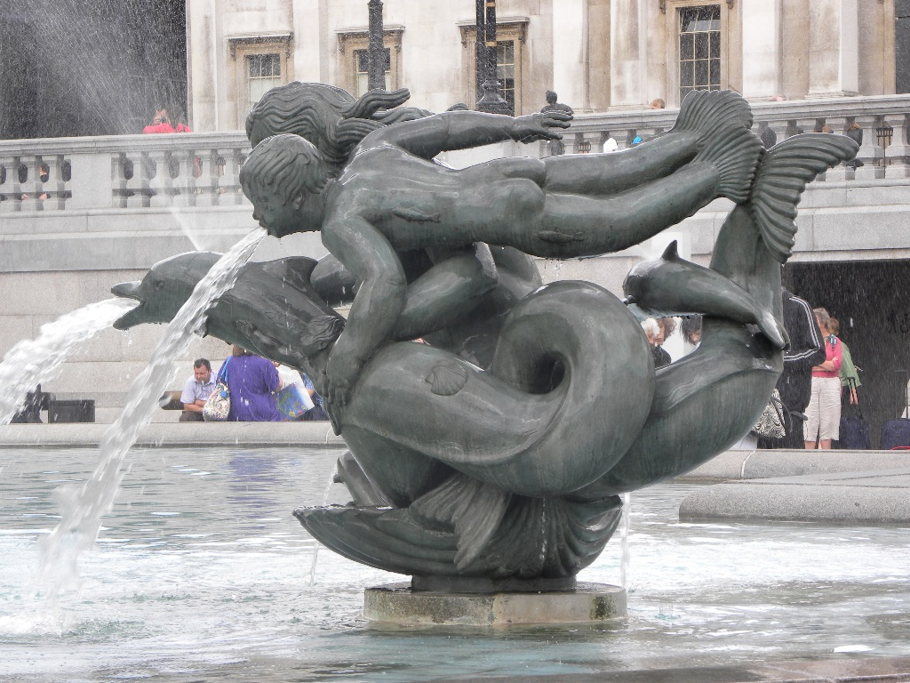 Fountain,London