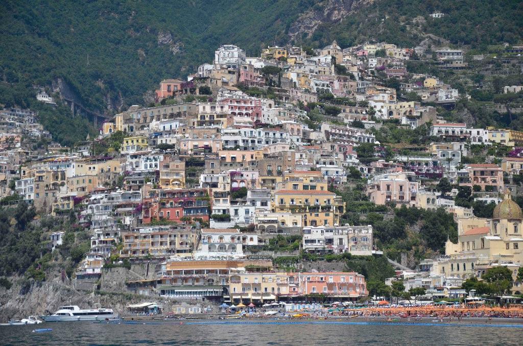 Positano,Amalfi coast,Italy