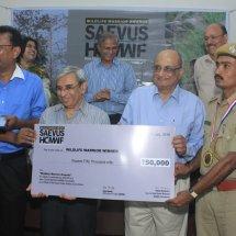 Wildlife Awards Function on 27-7-15