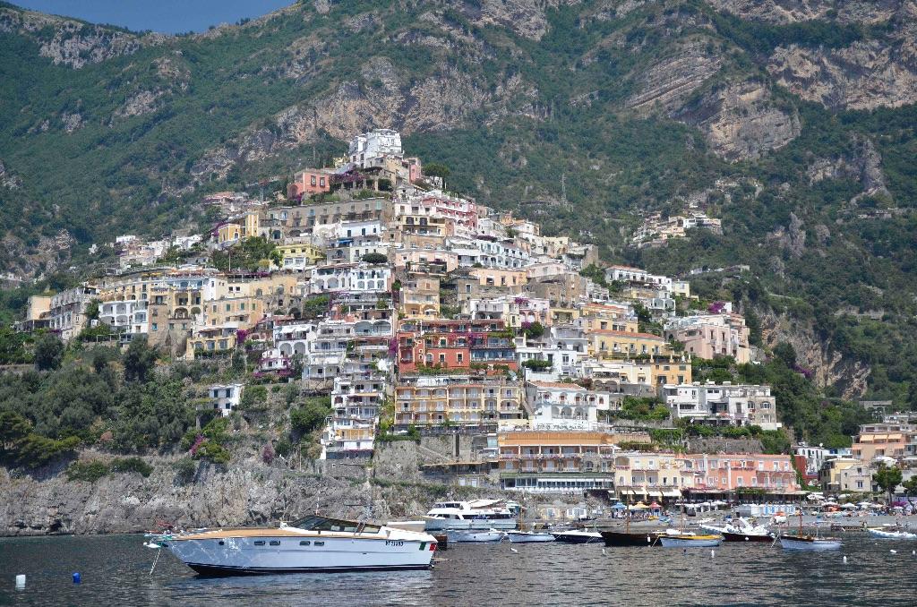 Amalfi coast,Positano,Italy