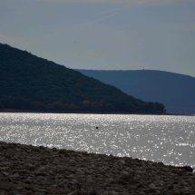 Lake near Lorgues,France