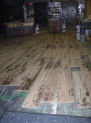 Floor boards: Final Step